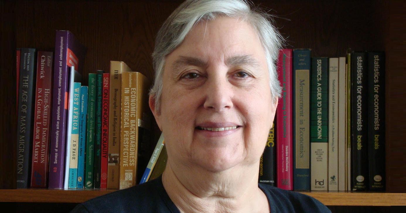 Episode 58: Jewish Economics - Carmel Chiswick