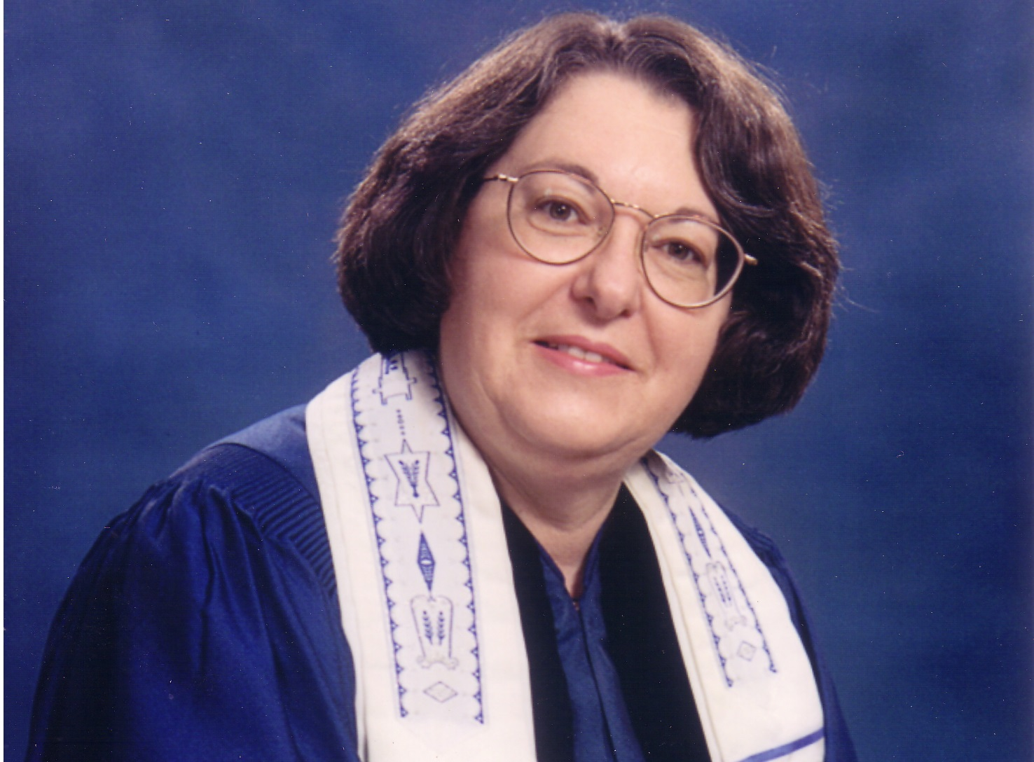 Sally Priesand, the first female rabbi ordained in the United States.  Image Credit: Erte Studio, Maspeth, New York.
