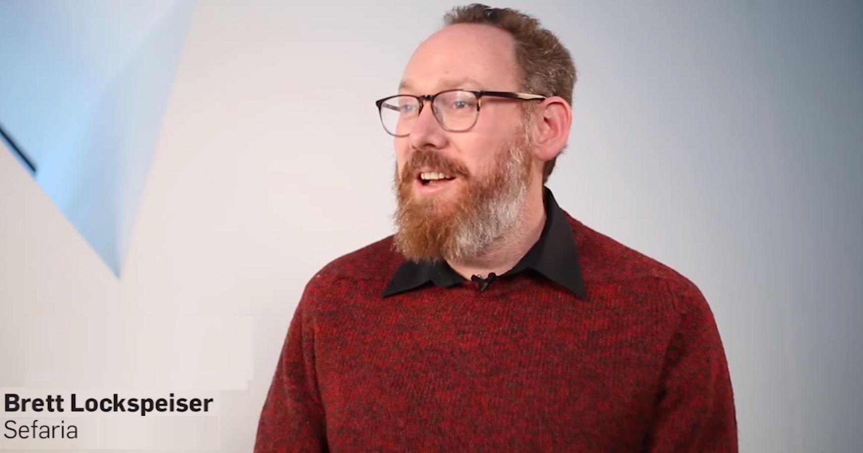 Episode 98: The Future of Torah - Brett Lockspeiser