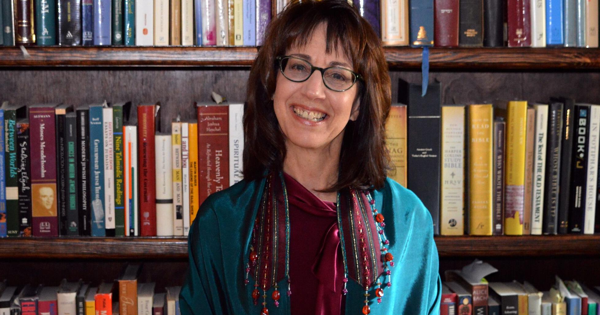 Episode 101: Not Your Rabbis' Judaism - Barbara Thiede