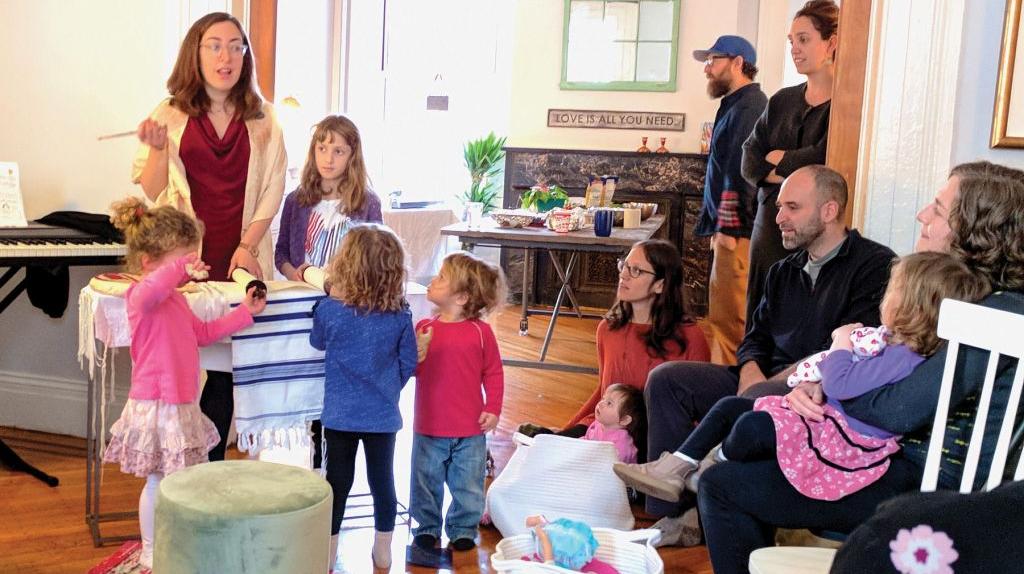 Image Credit: Amy Sara Clark, Jewish Week