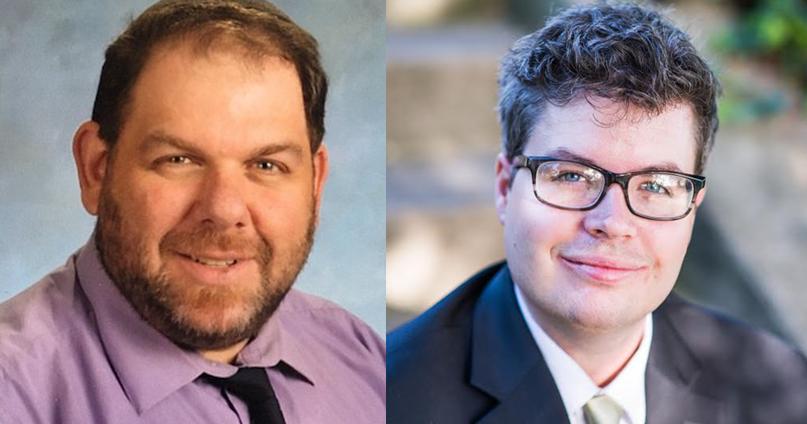Episode 175: Becoming a Rabbi on the Web - Sandy Zisser, Patrick Aleph