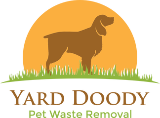 Yard waste removal for dogs.