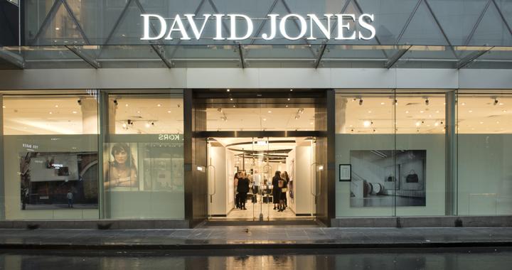 David Jones GF