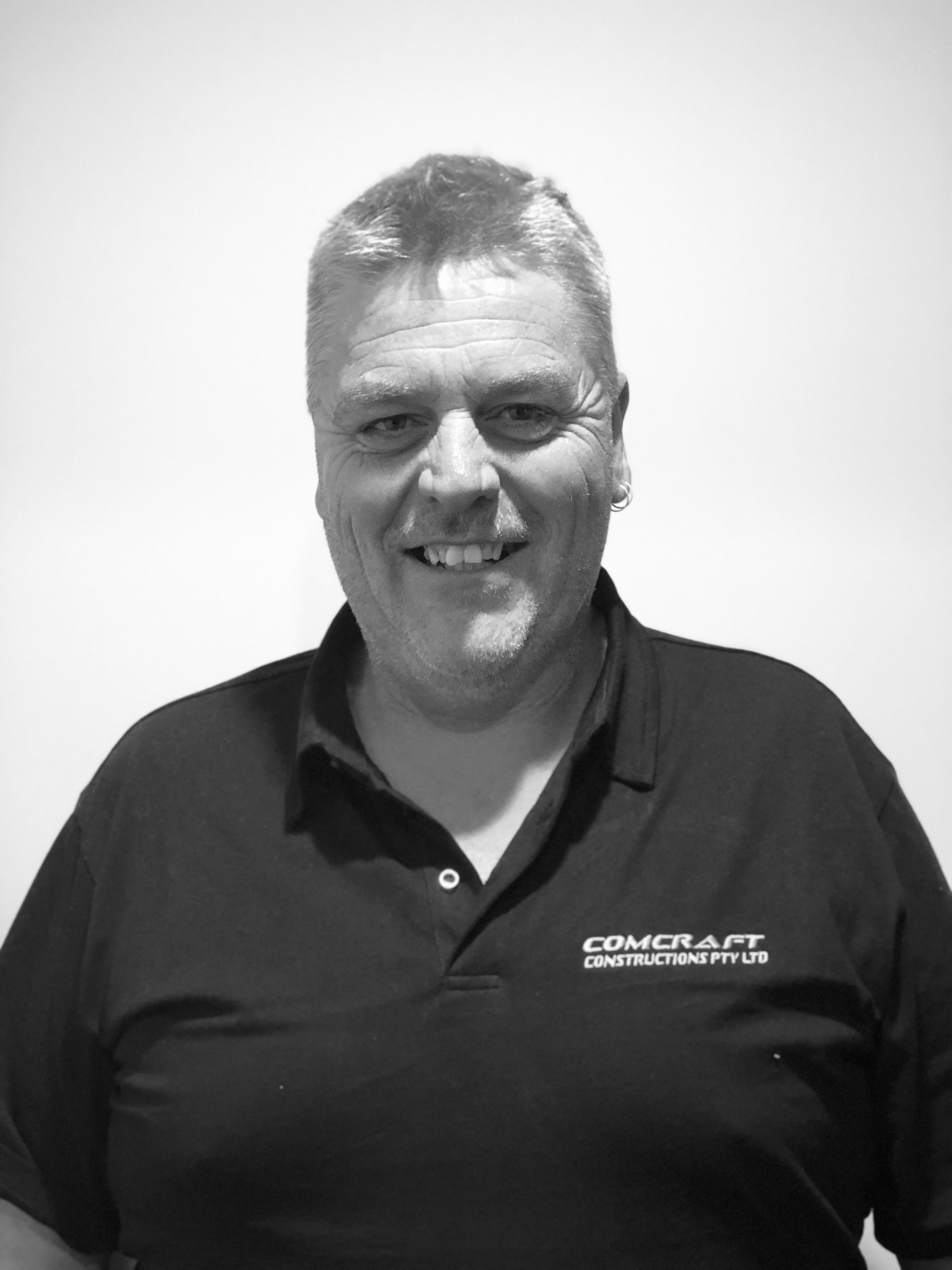 Gary Upton - Factory Manager