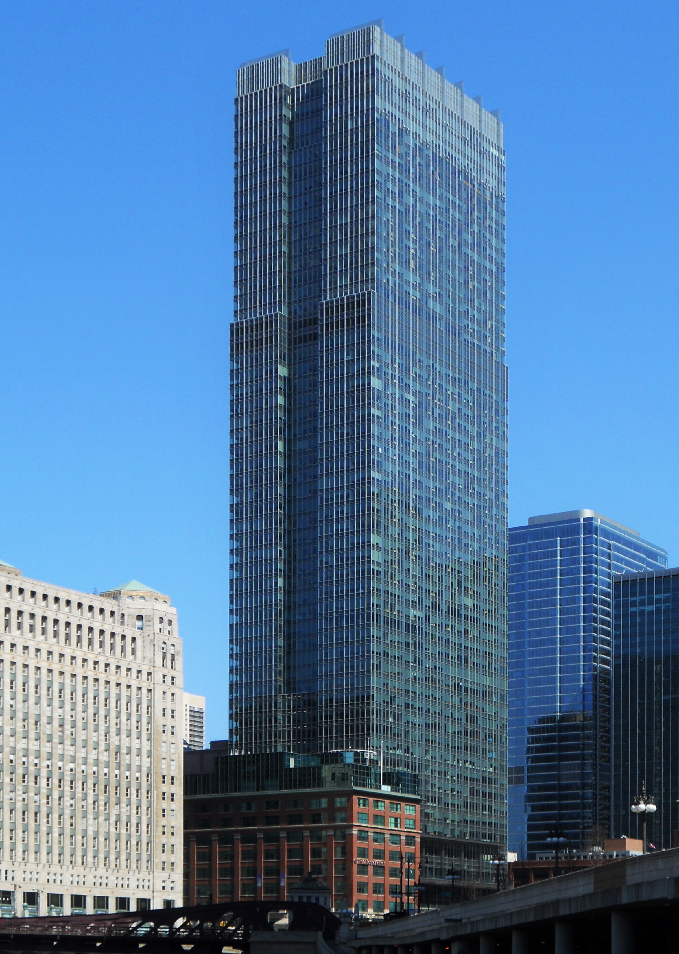 300 North LaSalle, Kirkland's Chicago headquarters