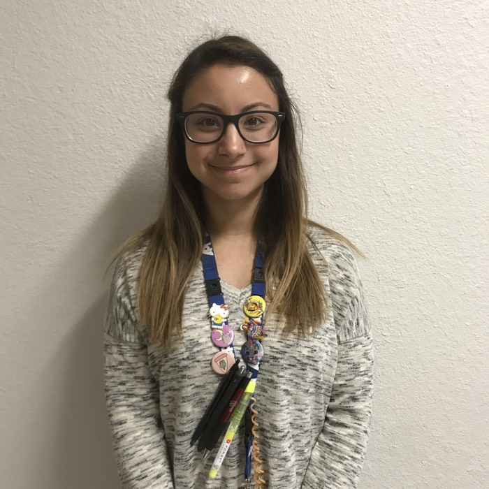 Meet Yasmin, the After-Care Program Coordinator at Alvarado parkway.
