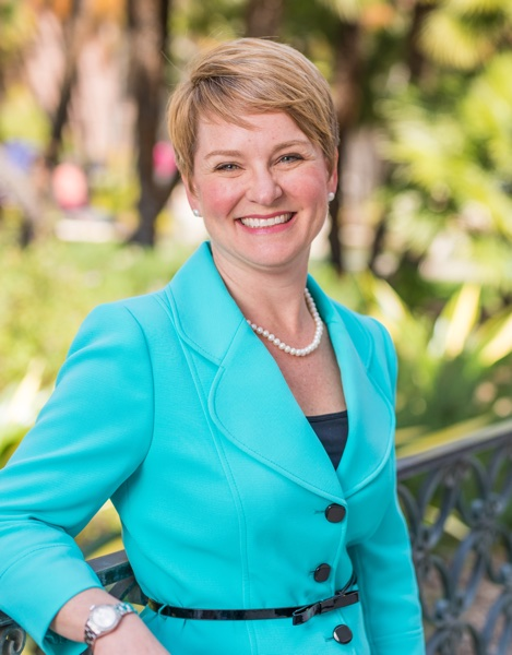 Meet Megan Montgomery-West, the new CEO of Alvarado Parkway Institute.