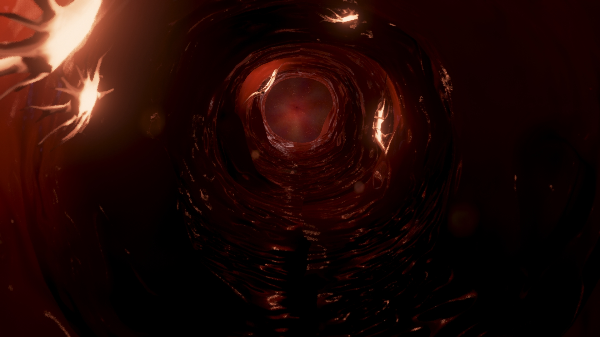 Still shot from one of the cinematic renders.