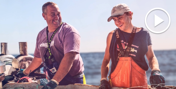 Fishing Families Cape Cod