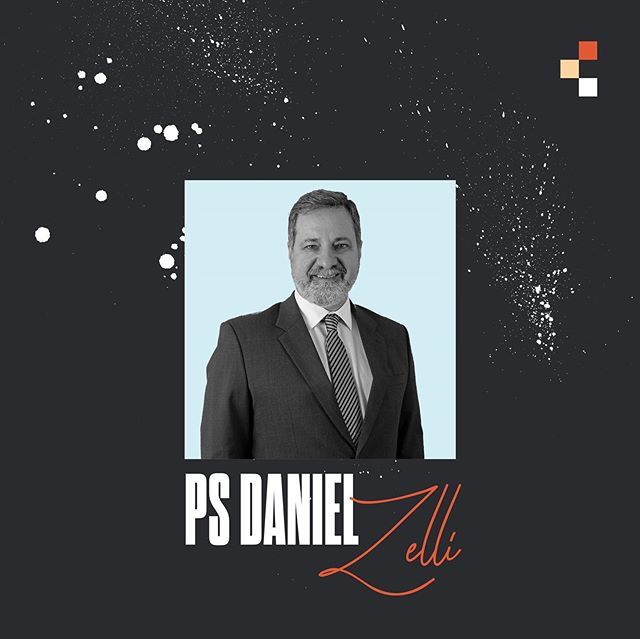 Introducing one of our guest speakers Ps Daniel Zelli, who is preaching tonight at our first session. Make sure you stay around after the session as our cafe will be open. See you there!