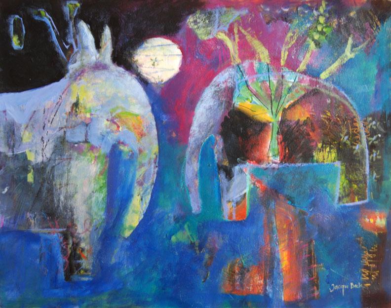 Night Elephants