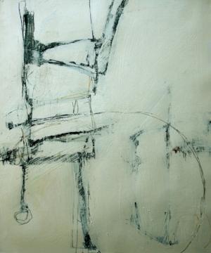 Chair #7, 17x14