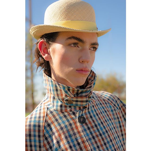 """Dandy Afternoon"" for @mmscene issue 30. Styled by visionary @dvlstylist Go get a copy! @eriksathrum with @photogenicsla  @brvceanderson with @nextmodelsla  Grooming by @keeocruz (the best) . . . . . #fashioneditorial #fashion #fashionphotography #fashionmodel #malemodels #femalemodel #genderfluid #editorial #mensfashion #menstyle #viviennewestwood #dandy #spring #ss19 #impressionism #mmscene #camp #metgala #hautefashion #fashionmagazine"