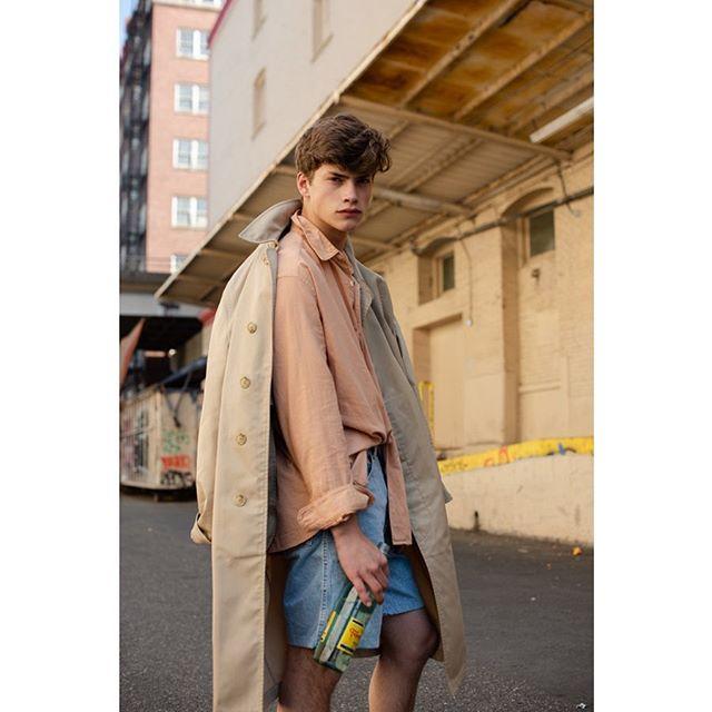 Portrait series: @shae_grassl with @newyorkmodels styled by @rcolestevens . . . . . . . . . . . . #mensfashion #malemodel #pnw #fashionmodel #ss19 #newface #mensstyle #fashionmagazine #fashioneditorial #fashionphotography #streetwear #denim #style