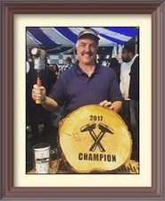 2017 Champ:  Mark Zurschmiede