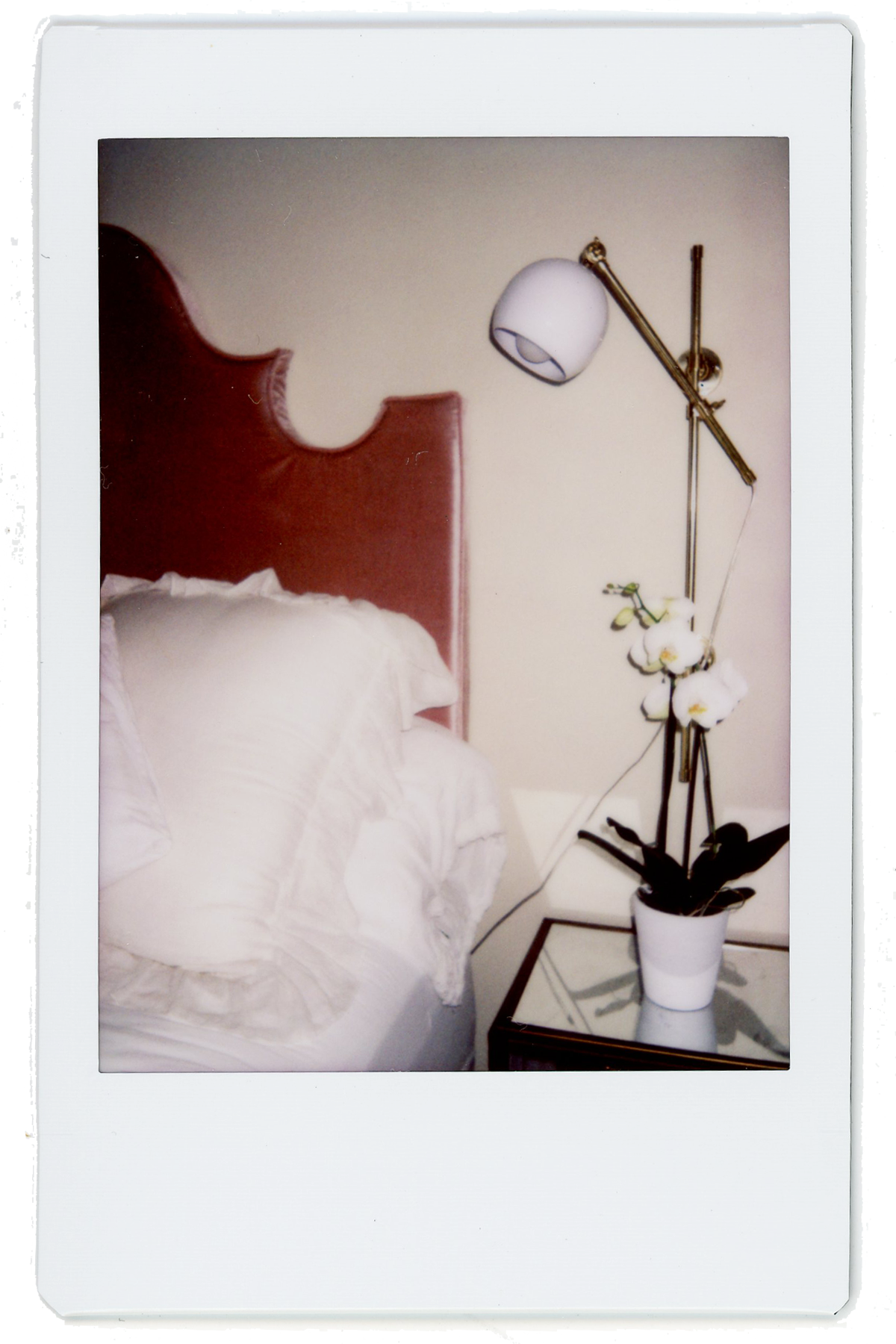 polaroids // bedroom style
