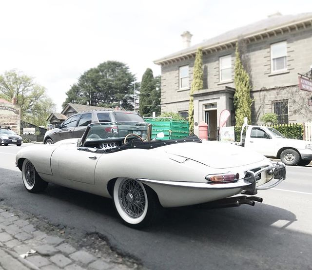 #carsofpiperst #etype #jaguar #notownrides #wherethefuckisnotown