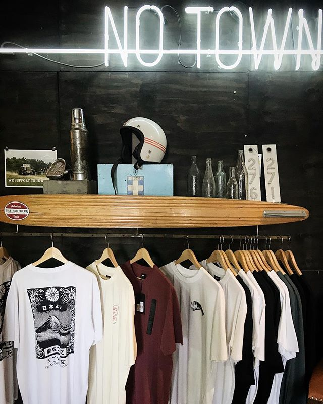 . We have some killer Edwin and carhartt tees in store. Get on it for Christmas. . #edwin #carhartt #mensoutfitters #notown #outfitters #wherethefuckisnotown