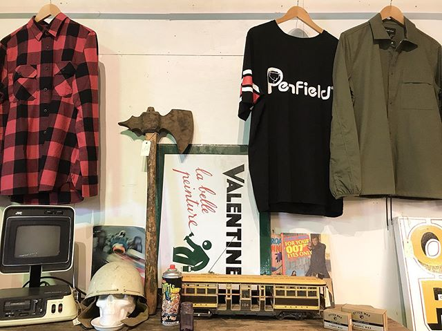 Penfield and things . #penfield @penfieldusa #vintage #notownoutfitters #wherethefuckisnotown
