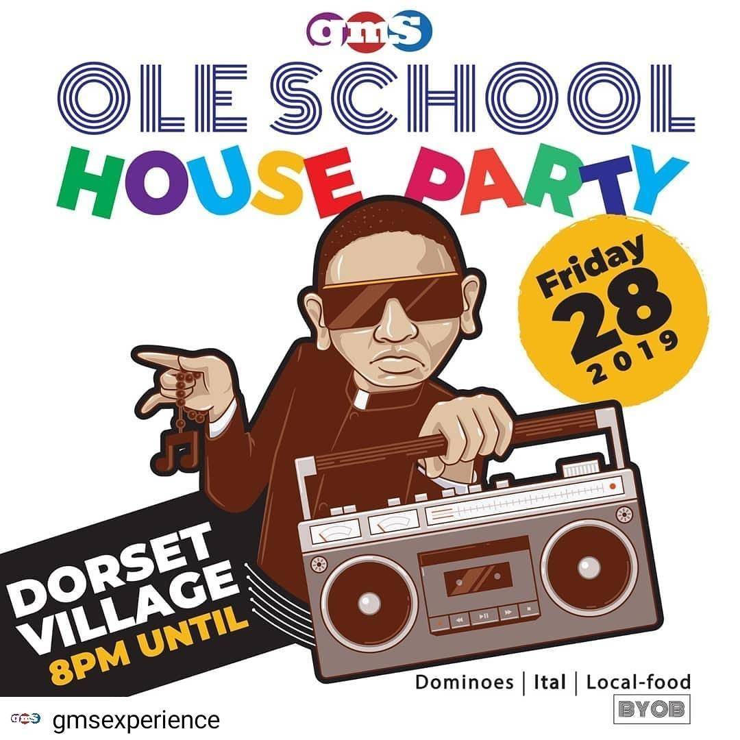 Ole School Party