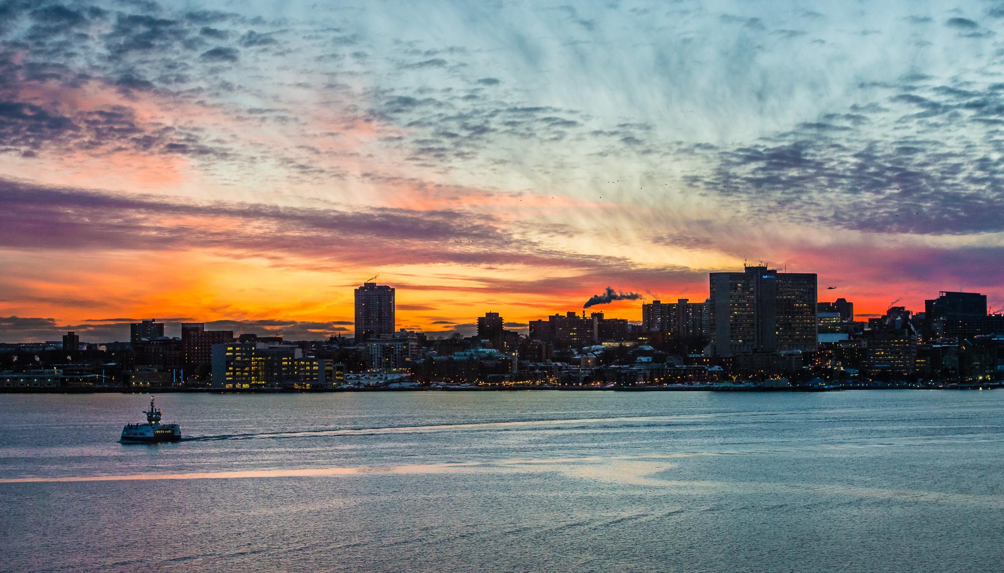 Halifax Skyline, Nova Scotia