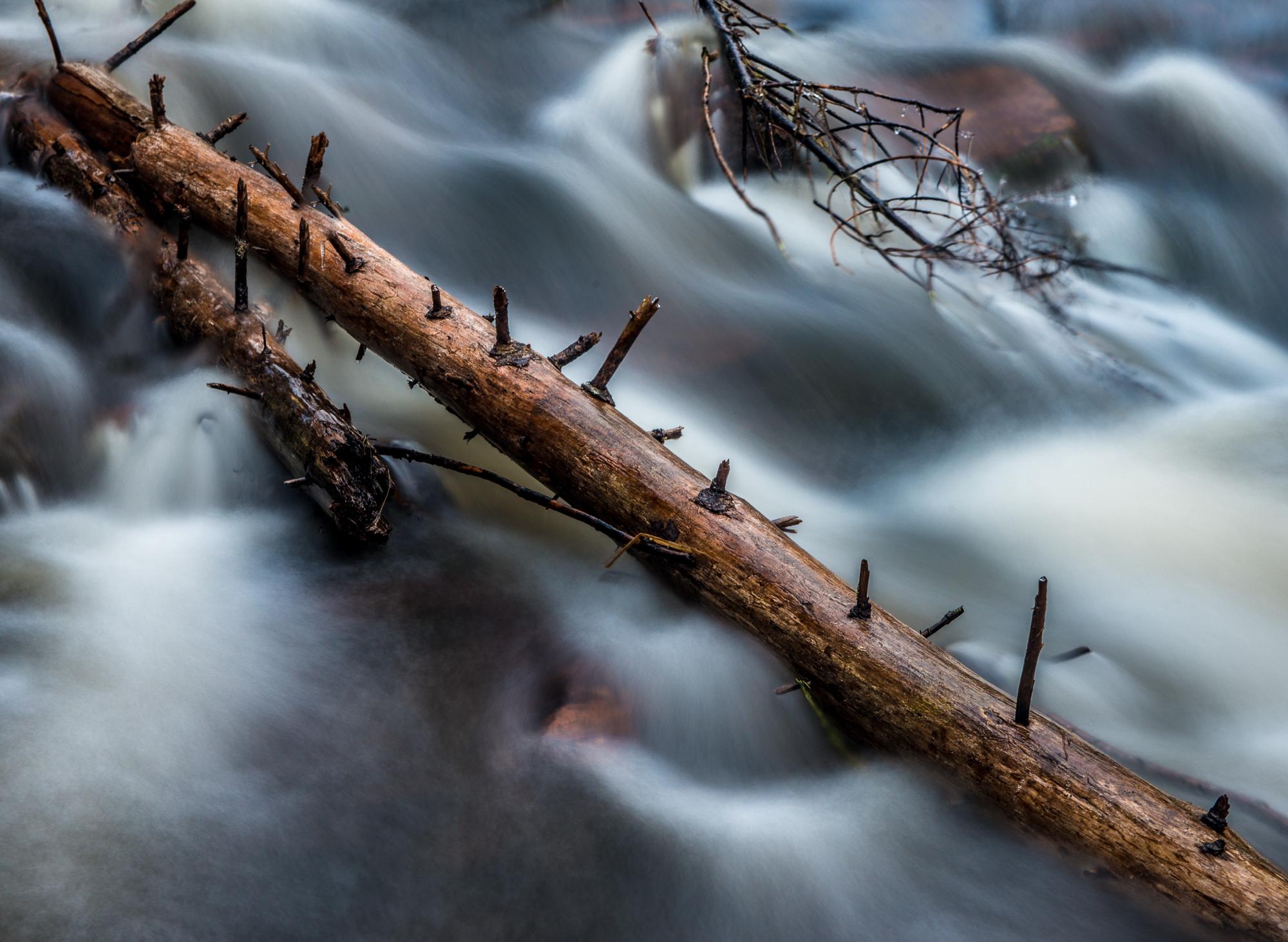 Tomahawk River Falls, Nova Scotia