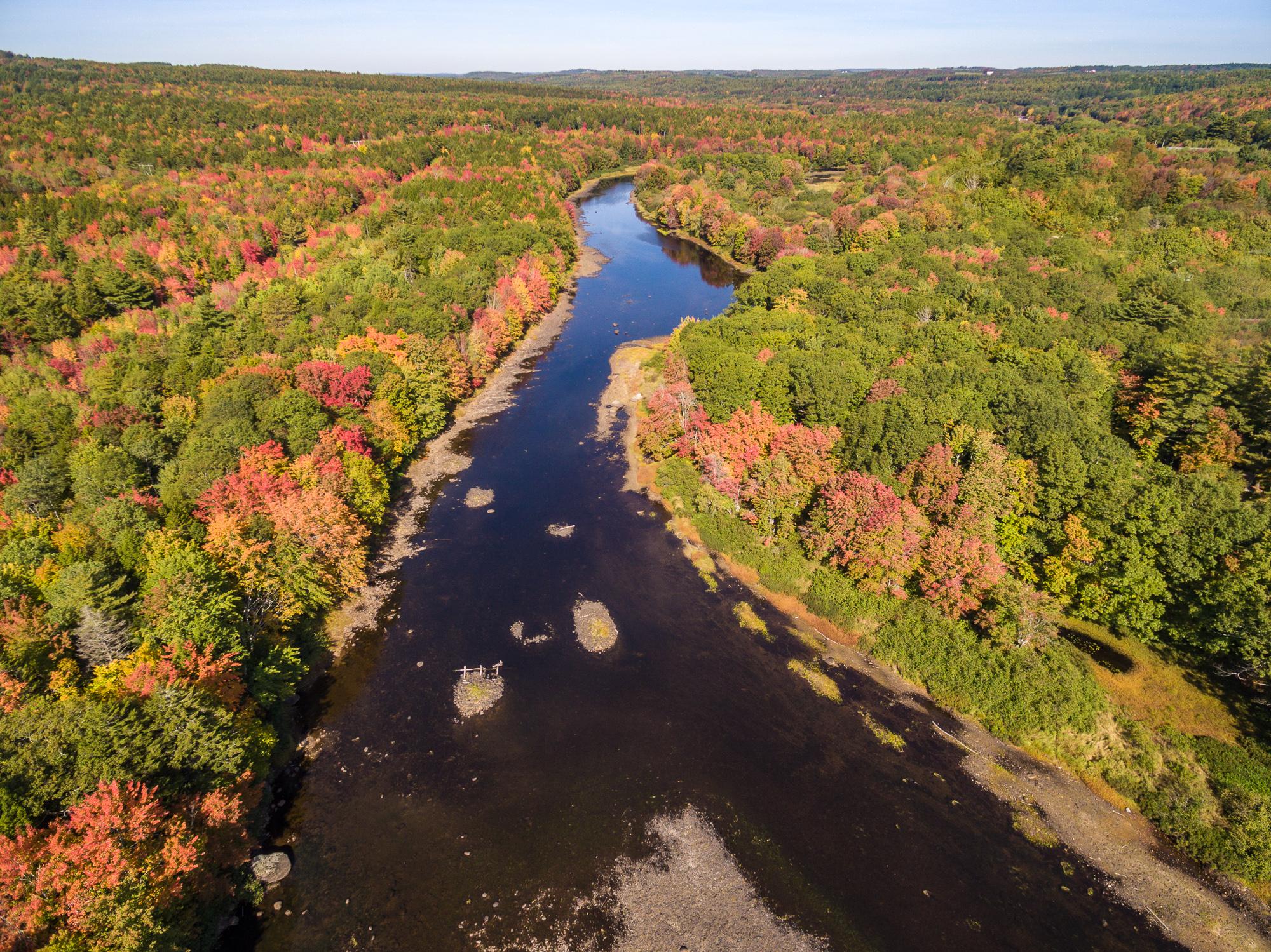 Lahave River, Nova Scotia