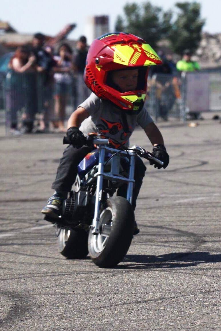 Rider Callicoat -