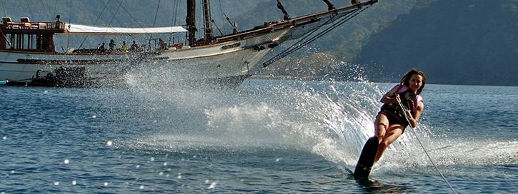 Яхта SILOLONA