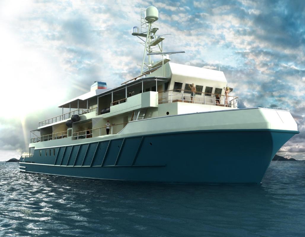Яхта KUDANIL EXPLORER