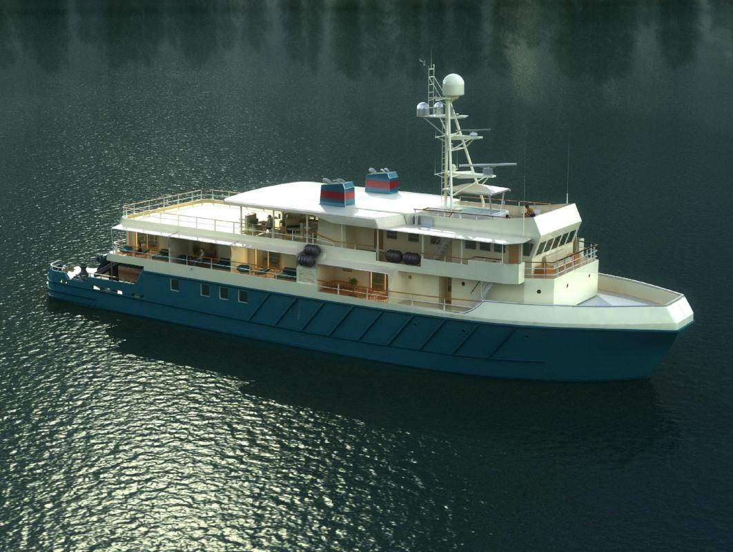 Yacht KUDANIL EXPLORER