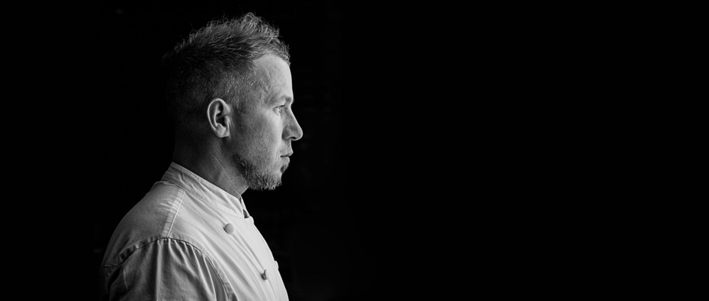 Chef Jason Roberts
