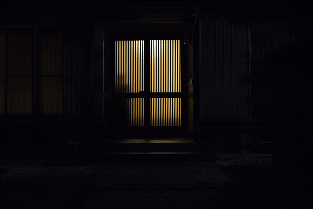 Itoshima Night 5  2013 C-Type print 60 x 85 cm / edition of 5 / framed