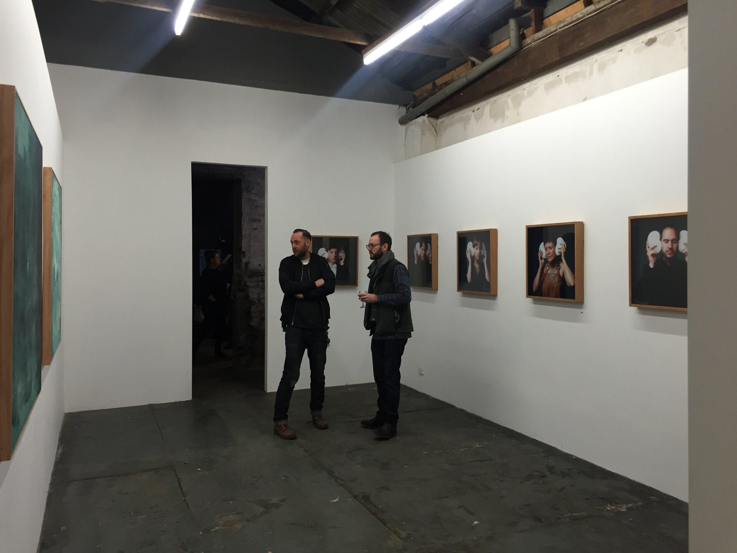 Musician Iii Stockroom Kyneton Gallery Victoria