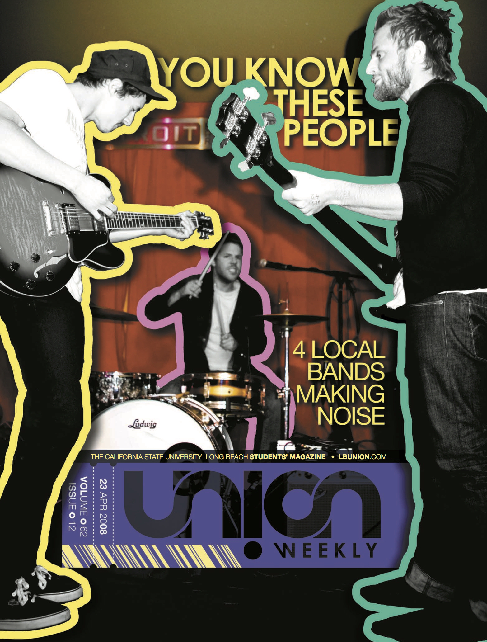 Local Music Issue