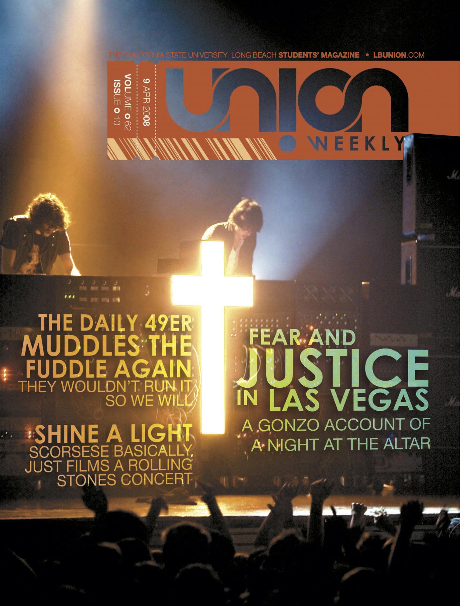 Justice in Las Vegas Issue
