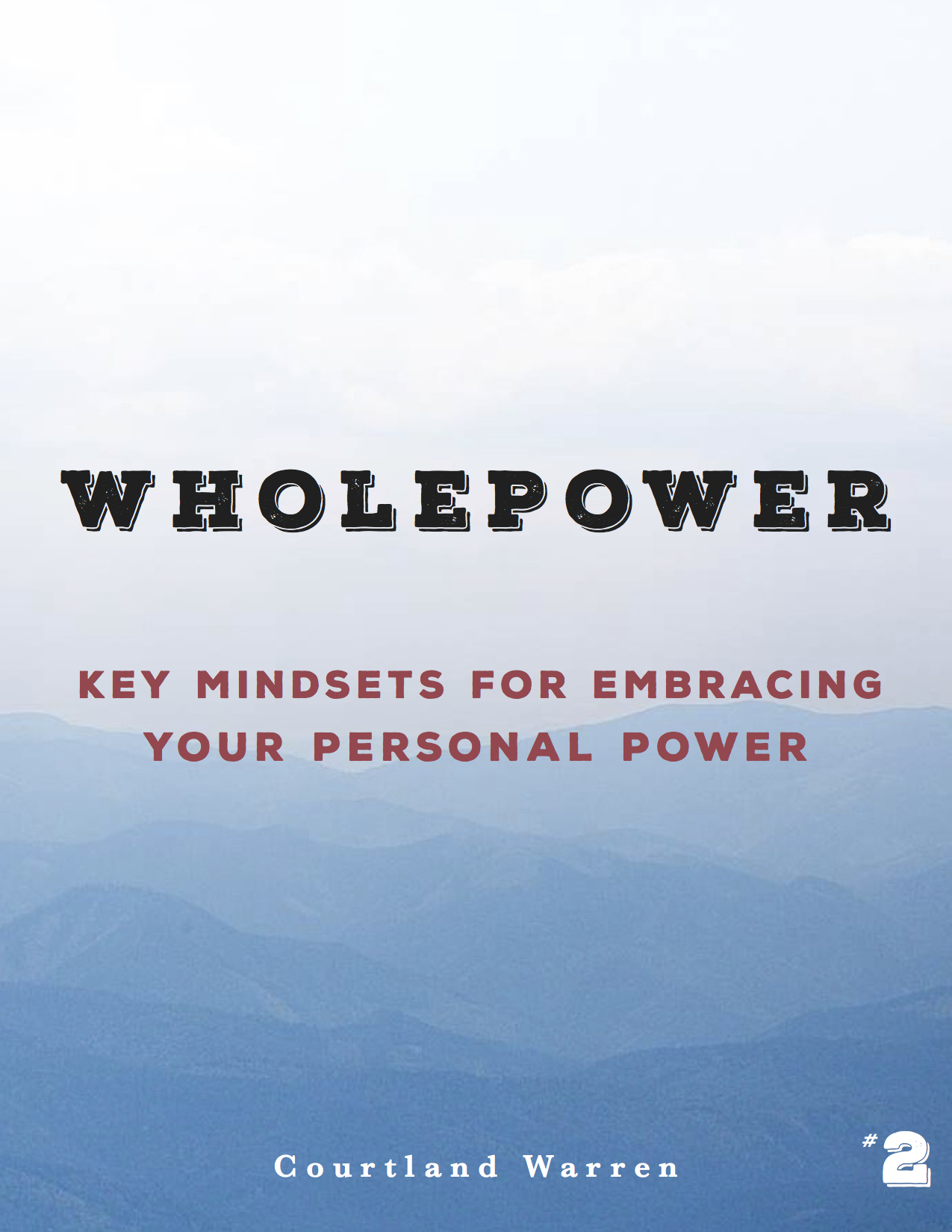 Wholepower eBook (cover design, interior layout & design, also wrote)