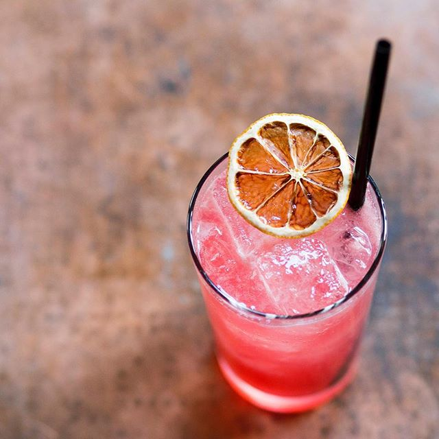 Cap off your week with a Chamomile Ketel Soda, one of the many new additions to @drumbarchi's summer menu! It features chamomile infused vodka, Cocchi Americano, blackberry, lemon and soda. 😋 🍹 #54Clients . . . #eeeeeats #eatfamous #devourpower #insiderfood #lovefood #buzzfeast #starvingfoodseeker #instafood #dailyfoodfeed #foodiesofinstagram #picoftheday #eater #forkyeah #officialfoodgroup #huffpostgram #feedyoursoul #huffposttaste #yahoofood #buzzfeedfood #f52gram #forkfeed #thekitchn #foodgawker #igfood #foodphotography #tasty #foodstagram #eatguide #foodsnap