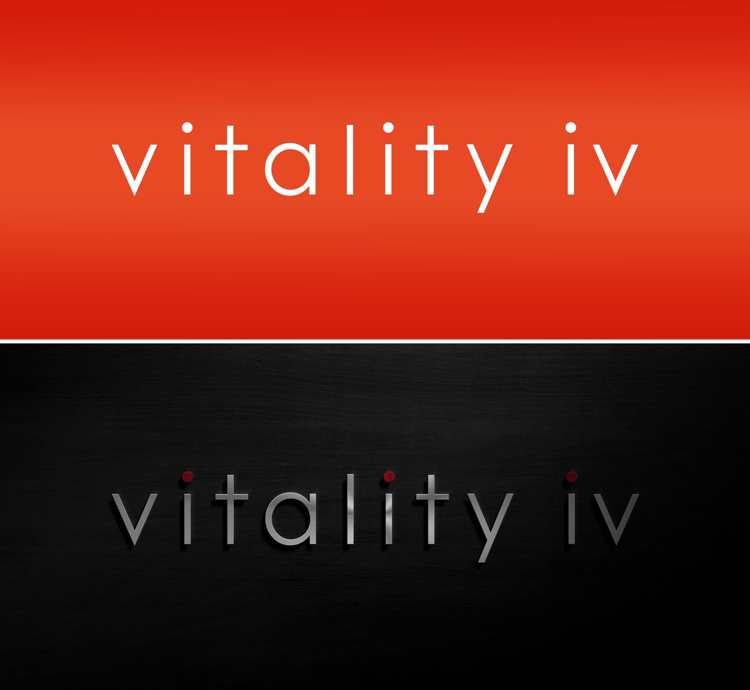 Vitality IV LogoType