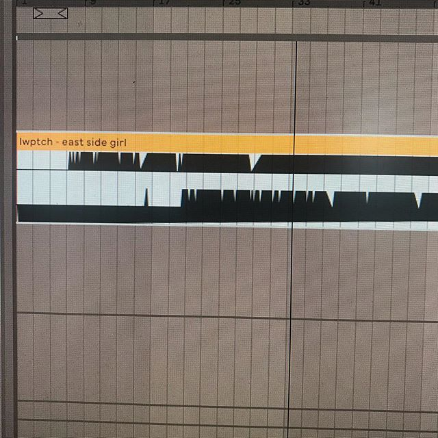 When a track doesn't really get along with Live... 🆘