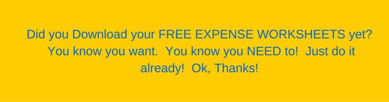 Expense Tracker Part 2