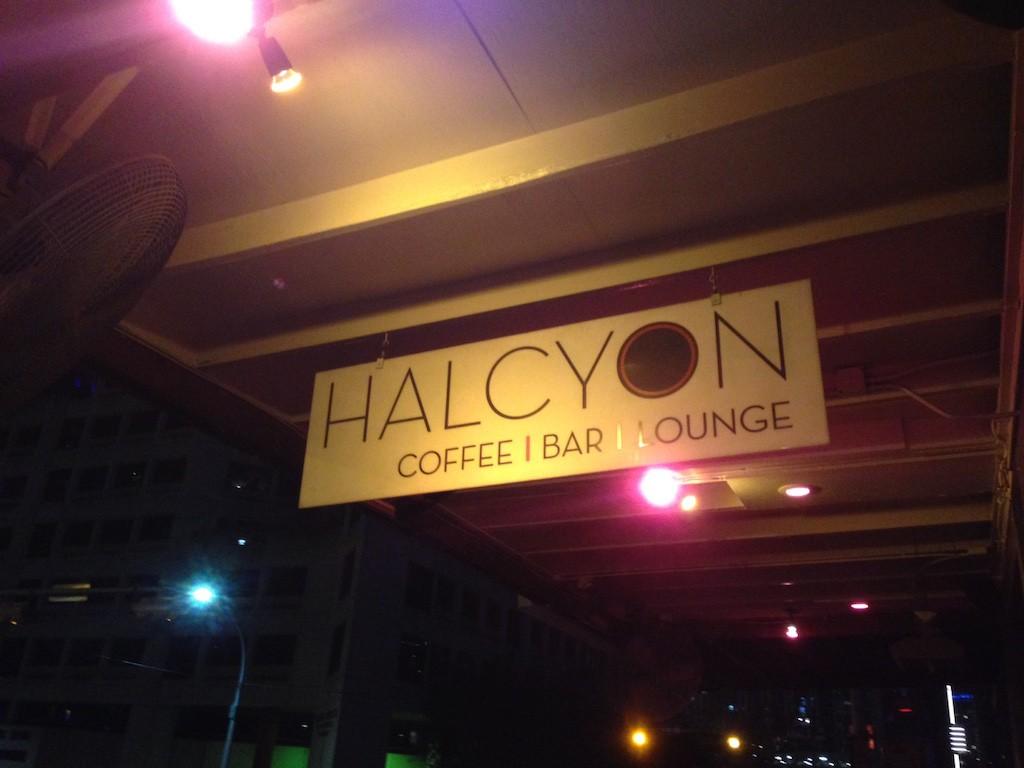 Halcyon Coffee Austin