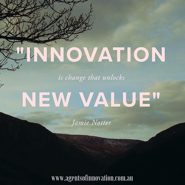 It is such a buzz word at the moment that we do worry that it might lose its meaning and impact. But #innovaton is vital to staying #aheadofthepack and #relevant in today's #businessworld. Not to mention the #creativeprocess and #exploration you can go through too.  What are your thoughts on innovation in the business world today?  #bizcoach #biz #agentsofinnovation #agent #girlboss #myownboss #lovemyjob #youfirst #entrepreneur #taketheleap #creativethinking #changemaker #igers #photography  #glendalough @easytigerapps @fontcandy