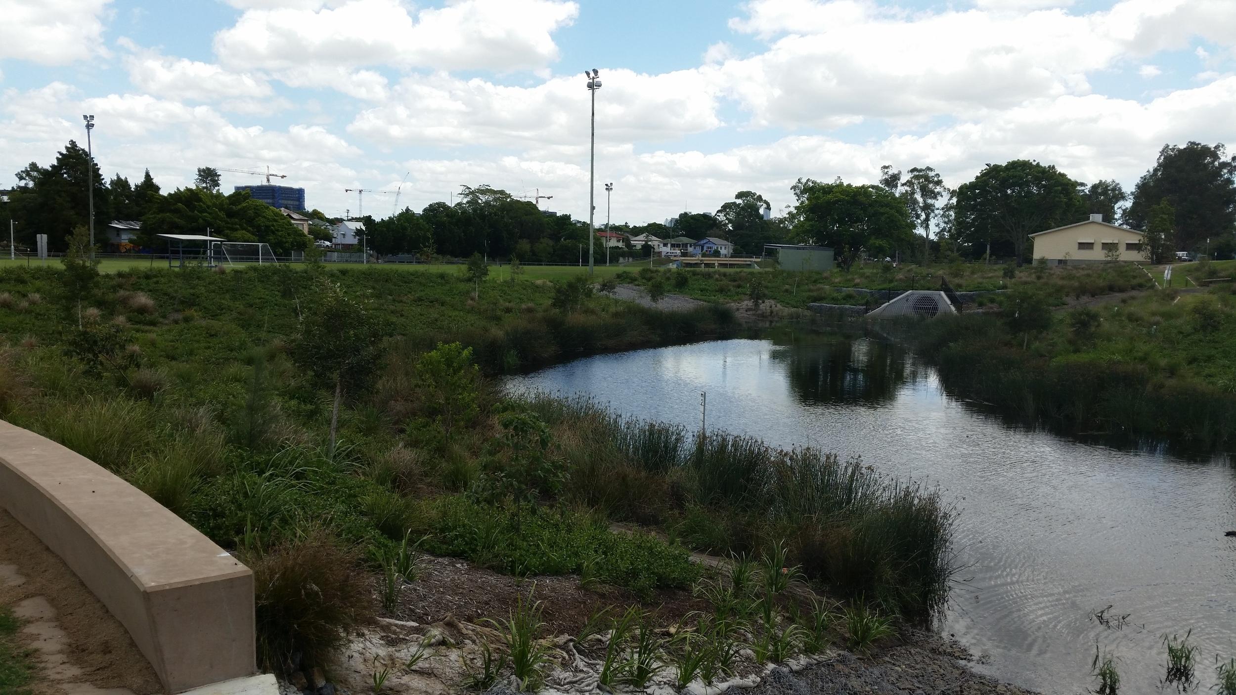 Ekibin Rd Creek Filtration System