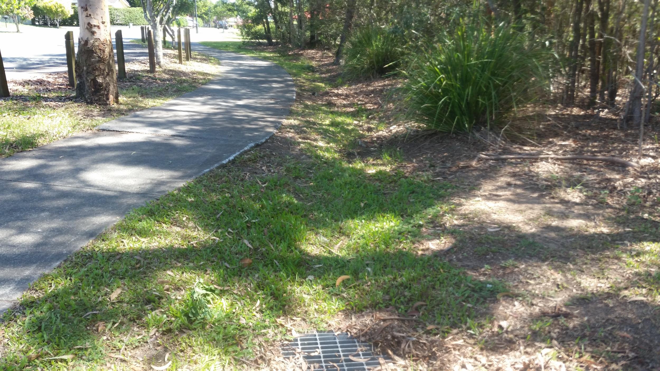 Jubilee Ave Bioretention System