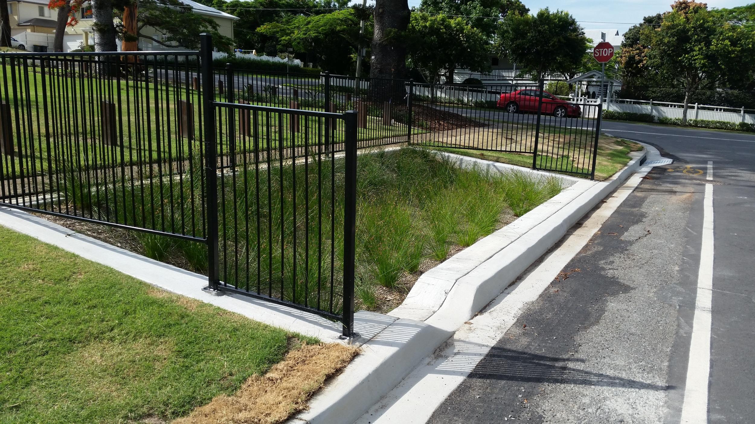 Keble St Bioretention System