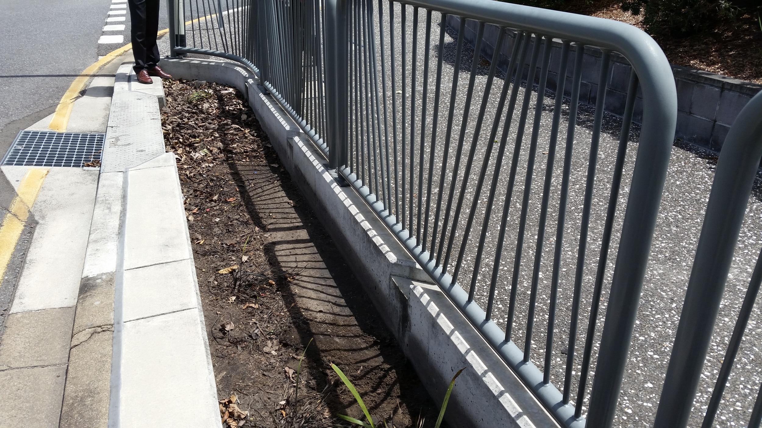 Logan Rd Bioretention System