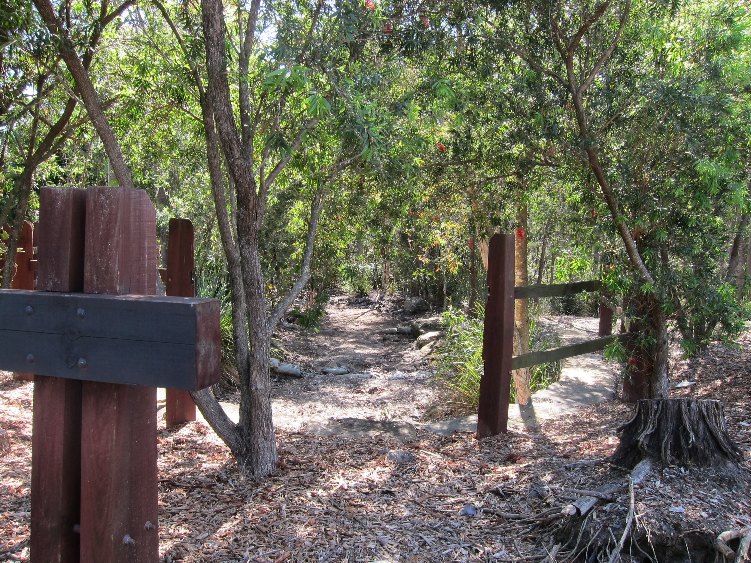 Mapelton Circuit Bioretention System