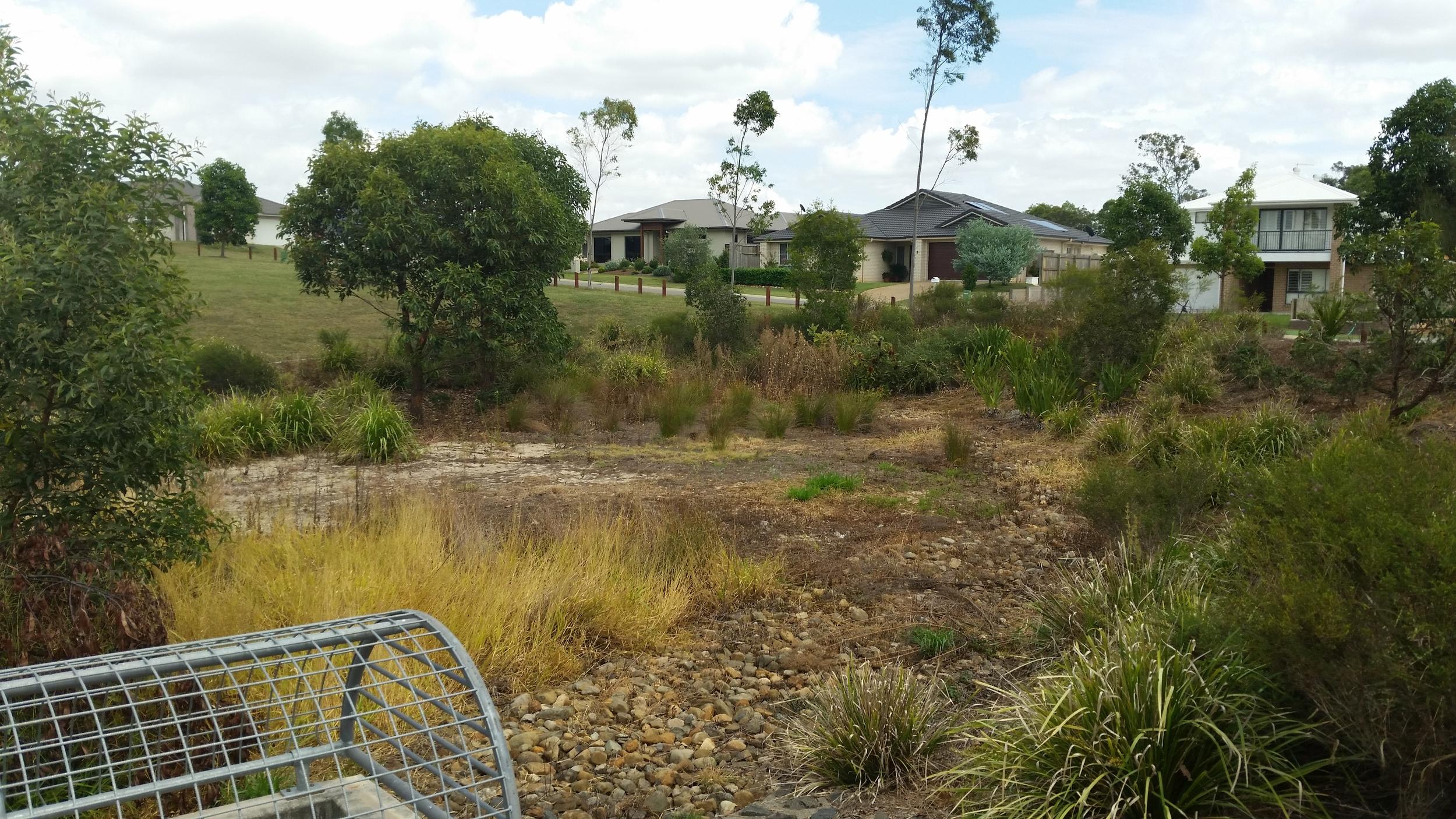 Wattle Crescent Bioretention System